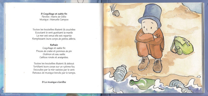 Cecile Dalnoky Livre-disque