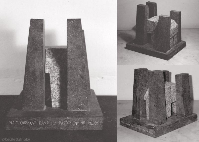 Cecile Dalnoky Sculpture