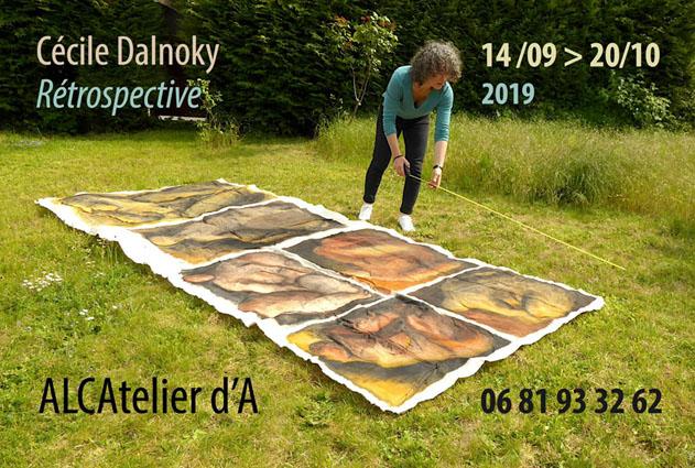 Cecile Dalnoky Rétrospective