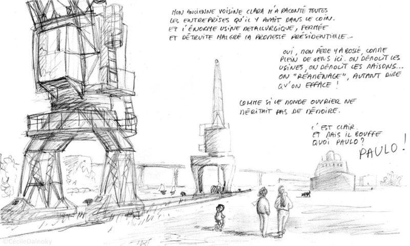 Cecile Dalnoky - Bande dessinée